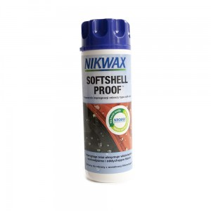 Impregnat Nikwax Soft Shell Proof 300 ml